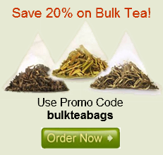 Save 20% on Bulk Teabags Today!