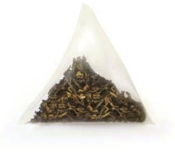 Teatulia's Pyramid Tea Bag