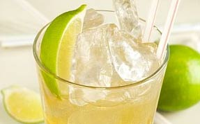 Green Tea Ginger Cooler