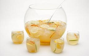 White Tea Punch